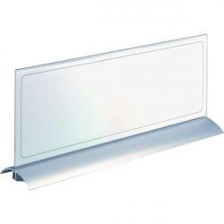 Portanome da tavolo Desk Presenter De Luxe Durable - 10,5x29,7 cm