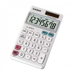 Calcolatrice tascabile SL-305ECO Casio