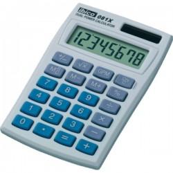 Calcolatrice tascabile 081X Ibico