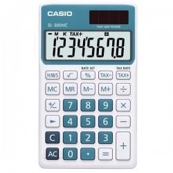 Calcolatrice Tascabile Sl-300Nc Casio - Blu - Sl-300Nc-Bu
