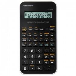 Calcolatrice scientifica Sharp - EL501WBWH/EL501xBWH