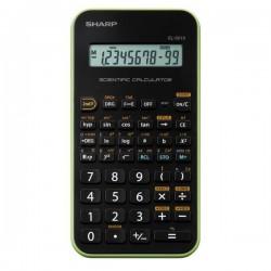 Calcolatrice scientifica EL 501 XBWH - verde