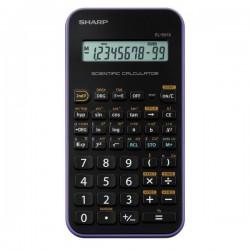 Calcolatrice scientifica EL 501 XBWH - viola
