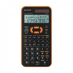 Calcolatrice scientifica EL 506 XBWH - arancione