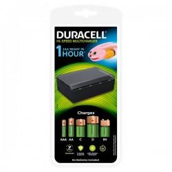 Caricatore universale o rapido Duracell - Universale - AA/AAA/C/D/9V - 6/8 ore