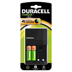 Caricabatterie Duracell - Piccolo - 4 ore