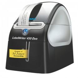 Dymo LabelWriter 450 Duo - taglio manuale/automatico - 71 etichette/minuto