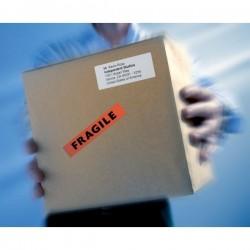 Etichette per Dymo LabelWriter - permanenti - 54x25 mm - bianco (pz.1x500)