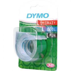 Nastri Dymo per etichettatrici a rilievo - verde