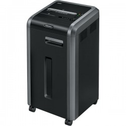 Distruggidocumenti 225Ci a frammento 100% Jam Proof Fellowes - 3,9x38mm