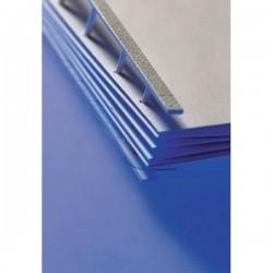 Pettini per rilegatura a pettine Velobind GBC - blu - 2-200 fogli (conf.25)