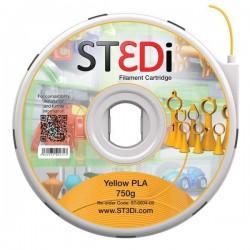 Originale ST3DI ST-6004-00 Filamento in bobina plastica PLA giallo