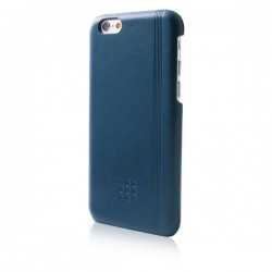 Custodie per iPhone Moleskine - rigida iPhone 6/6s - Classic - blu zaffiro