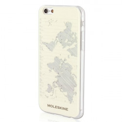 Custodie per iPhone Moleskine - Custodia rigida iPhone 6/6s - Journey - geografia