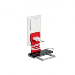Varicolor® Phone Holder Durable - rosso - 7735-03