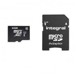 Flash memory card Integral - 8 GB