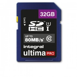 Flash memory card Integral - 32 GB