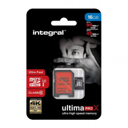 Flash memory card Integral - 16 GB