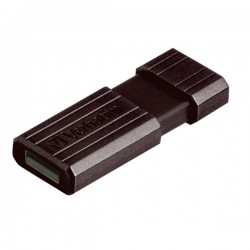 Chiavette USB Store 'n' Go Pinstripe Verbatim - 8 GB - USB 2.0 flash drive - nero