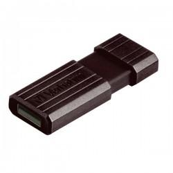 Chiavette USB Store 'n' Go Pinstripe Verbatim - 16 GB - USB 2.0 flash drive - nero