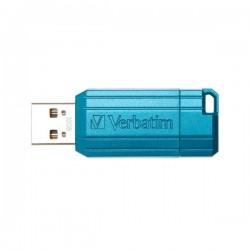 Chiavetta USB PINSTRIPE 2.0 Verbatim - 32 GB - blu