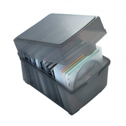Box porta CD-DVD Tecnostyl
