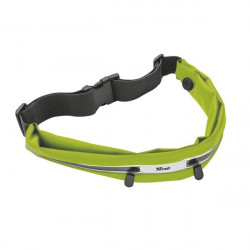Cinta running per smartphone Trust - verde