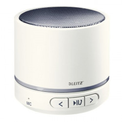 Minicassa bluetooth WOW Leitz - bianco