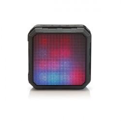 Altoparlante LED Spectro II Ednet - nero