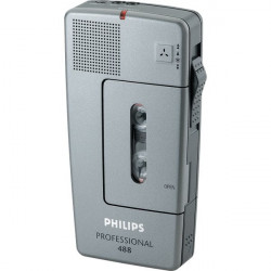 Pocket Memo Analogici Philips - Argento