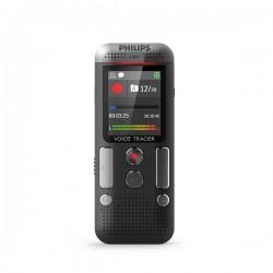 Registratore vocale digitale DVT2510 Philips - grigio/nero