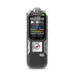 Registratore vocale digitale DVT6010 Philips - grigio/nero