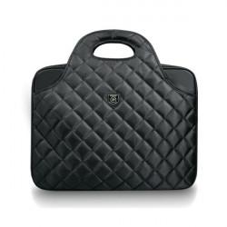 Borsa per laptop donna Linea Firenze Port Designs - nero