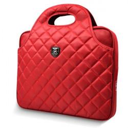 Borsa per laptop donna Linea Firenze Port Designs - rosso