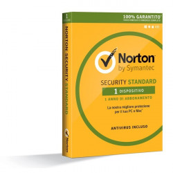 Symantec Norton AntiVirus 2016 - Abbonamento Full 1 PC