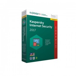 Internet Security 2017 Kaspersky - 3 licenze
