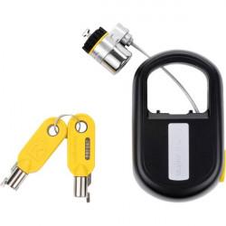 Cavo Microsaver Retractable Lock con chiavi Kensington - 1,2 m