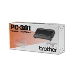 Originale Brother PC-301 Nastro TTR nero