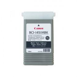 Originale Canon 0175B001AA Serbatoio inchiostro Pigment BCI-1451MBK nero opaco