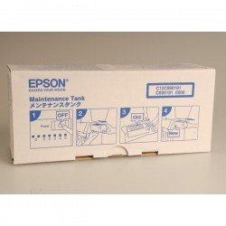 Originale Epson C12C890191 Tanica di manutenzione