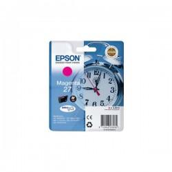 Originale Epson C13T27034010 Cartuccia inkjet blister RS Sveglia 27 ml. 3,6 magenta