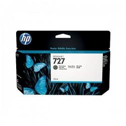 Originale HP B3P22A Cartuccia A.R. 727 ml. 130 nero opaco