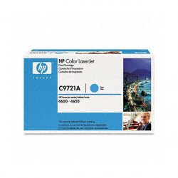 Originale HP C9721A Toner ciano