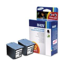 Originale Samsung INK-M40V-ELS Conf. 2 cartucce inkjet nero