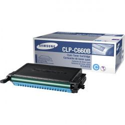 Originale Samsung CLP-C660B-ELS Toner alta capacità ciano