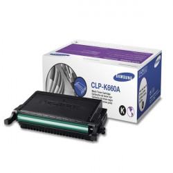 Originale Samsung CLP-K660A-ELS Toner nero