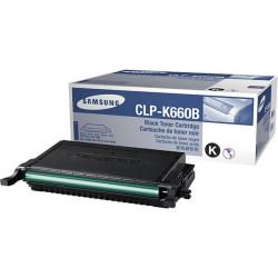 Originale Samsung CLP-K660B-ELS Toner alta capacità nero