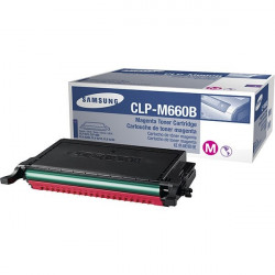 Originale Samsung CLP-M660B-ELS Toner alta capacità magenta