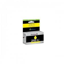 Originale Lexmark 14L0177E Cartuccia inkjet alta resa 210XL giallo