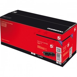 Compatibile 5 Star per Brother TN-6600 Toner alta resa nero